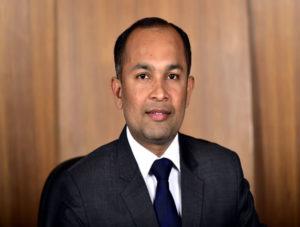 Mr. Raj Kishore Dewangan