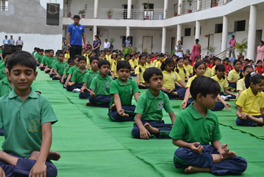 INTERNATIONAL YOGA DAY 2015-16